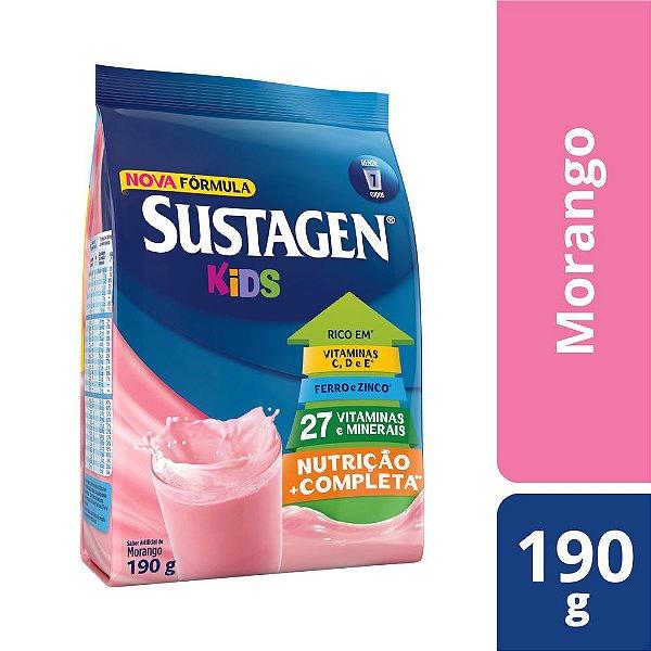Sustagen Kids Morango 190g