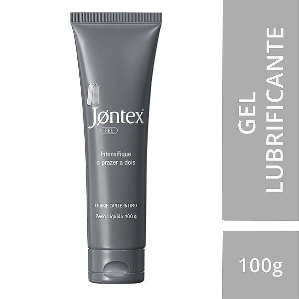 Gel Lubrificado JONTEX Neutro Bisnaga 100g