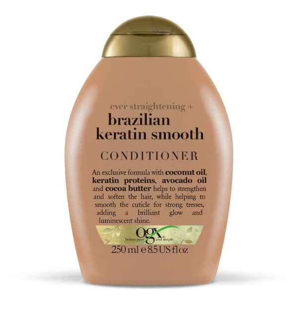 OGX Condicionador Brazilian Keratin Smooth 250ml