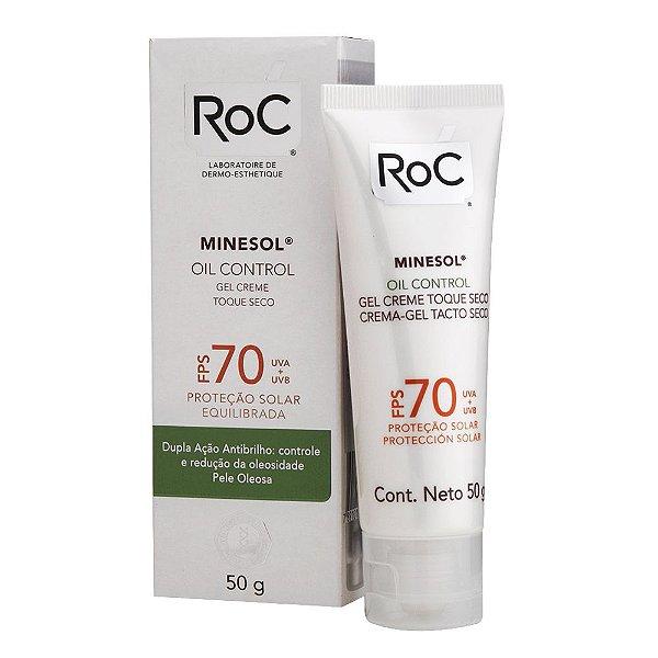 Protetor Solar ROC Oil Control 50g