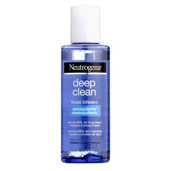 Demaquilante NEUTROGENA DEEP CLEAN 117ml