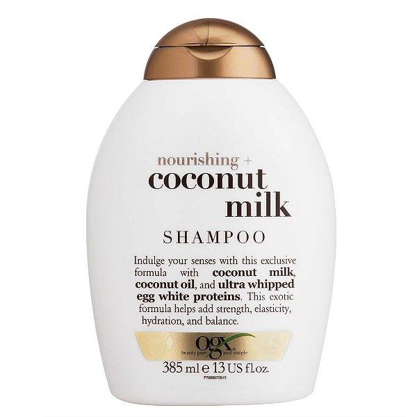 Shampoo OGX Coconut Milk 385ml