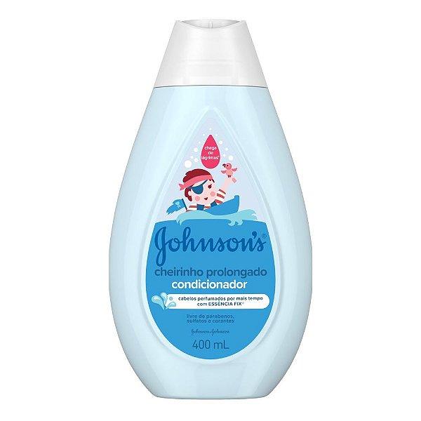 Condicionador JOHNSON'S Cheirinho Prolongado 400 ml