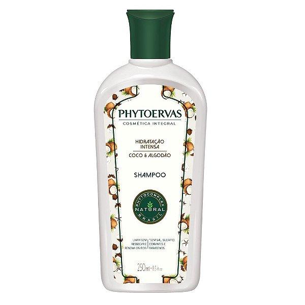 Shampoo Hidratação Intensa Phytoervas 250 ml
