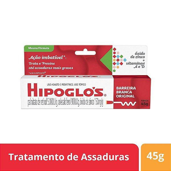 Creme Preventivo de assaduras Hipoglos Original 45grs