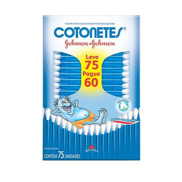 Hastes Flexíveis COTONETES JOHNSON'S Leve 75 Pague 60