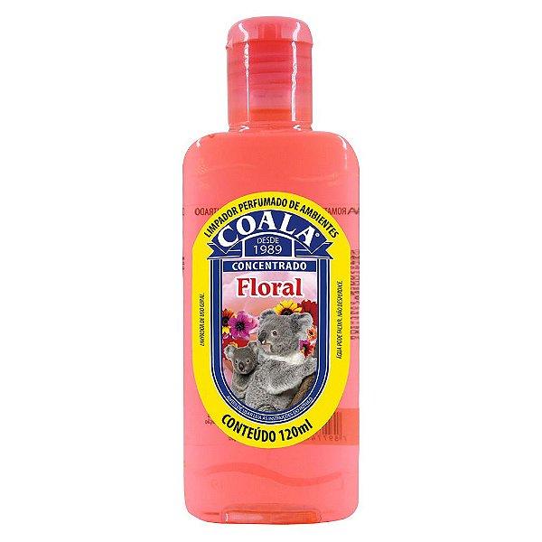 Essência para Limpeza Concentrada Coala 120ml Floral