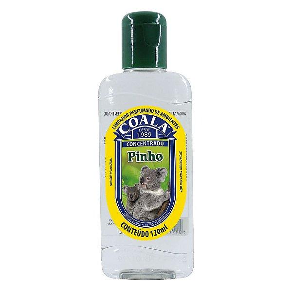 Essência para Limpeza Concentrada Coala 120ml Pinho