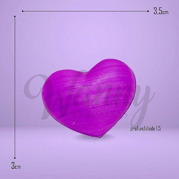 11411 - Sabonete Mini Coração Violeta