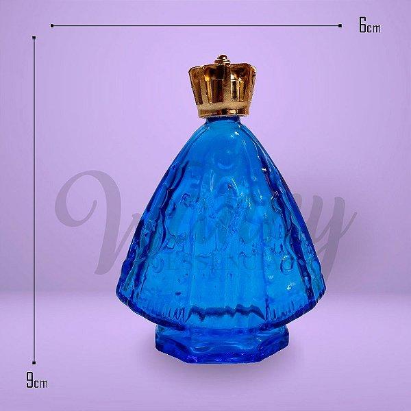 1906 - Frasco Santinha Azul 45ml