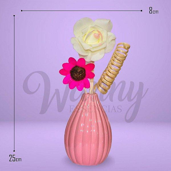 1792 - Vaso Cerâmica P/ Difusor