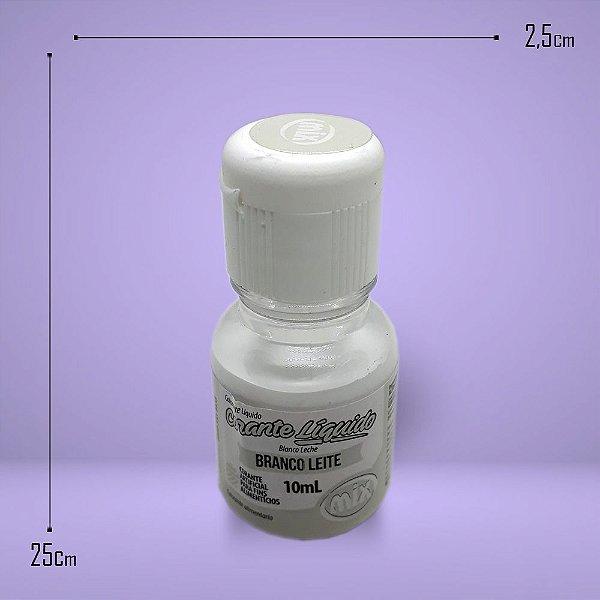 3746 - Corante Alimenticio Branco 10ml