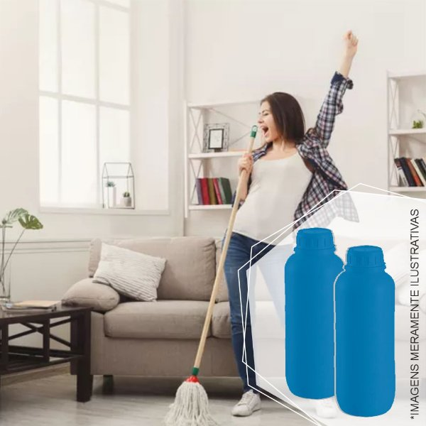 371 - Essência Desinfetante Casa Limpa 1/100