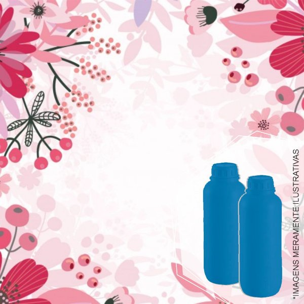 417 - Essência Desinfetante Floral Rose 1/100