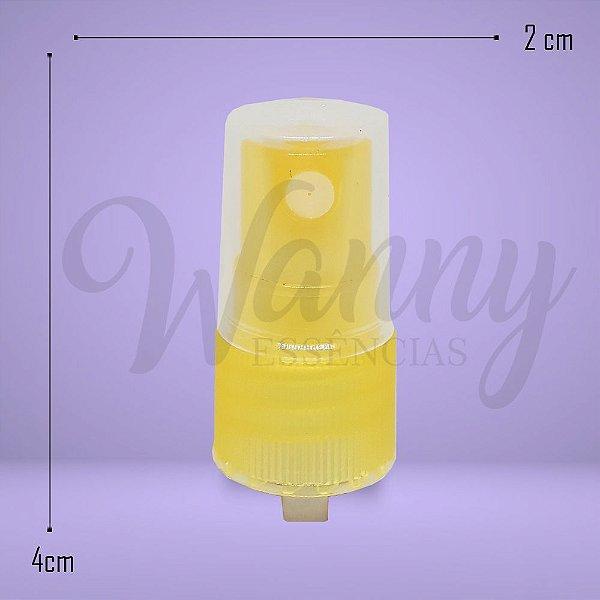 877 - Válvula Spray Amarela 18/410
