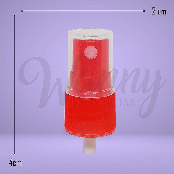 882 - Válvula Spray Vermelha 18/410