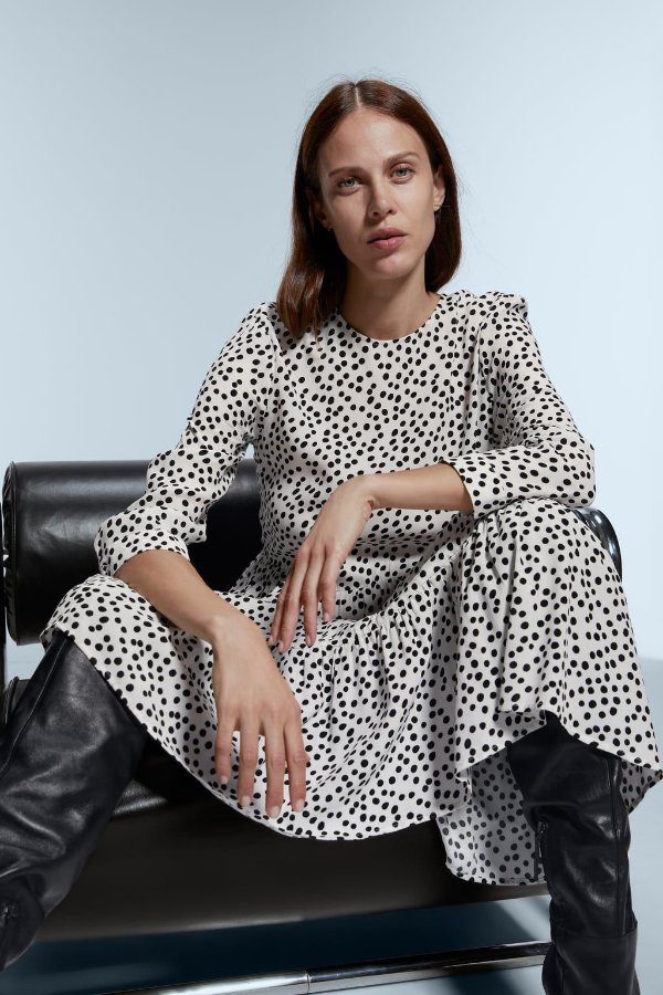 Vestido Chloé Inspiração ZARA