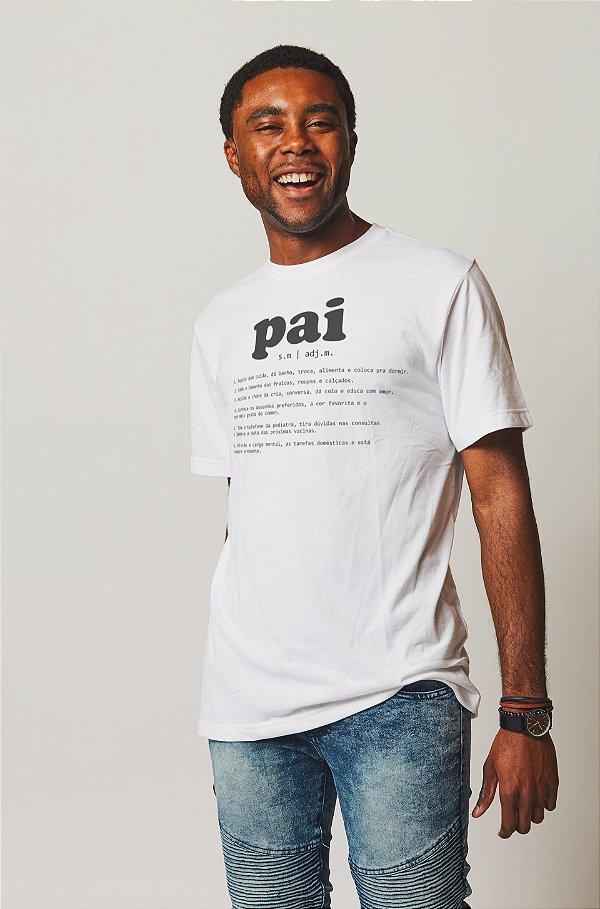 Camiseta Masculina [PAI]