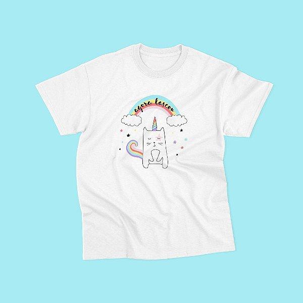 Camiseta Feminina [AGORA LASCOU]
