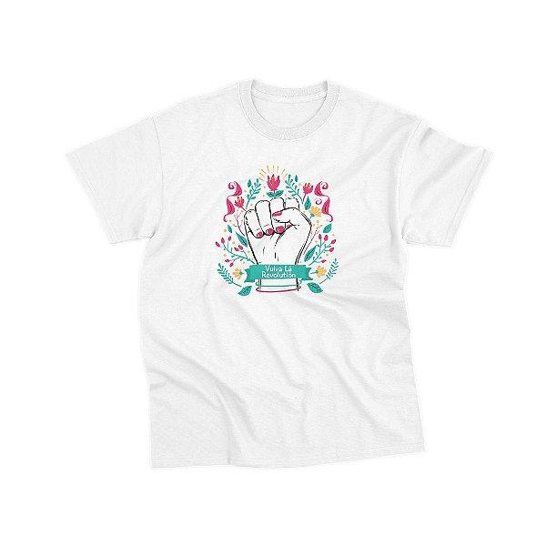 Camiseta Feminina [VULVA LÁ REVOLUTIÓN]