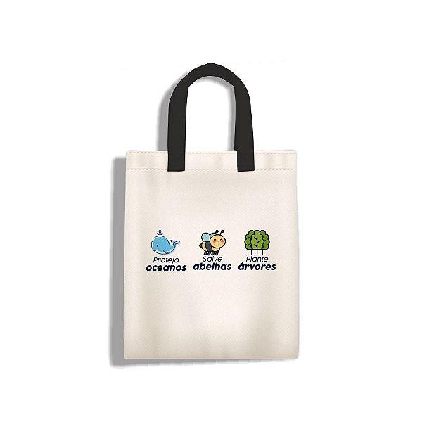 Ecobag [PROTEJA, SALVE, PLANTE]