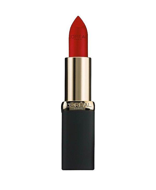 Loreal Paris Colour Riche Ultra Matte Nude Batom Vocate Red 402