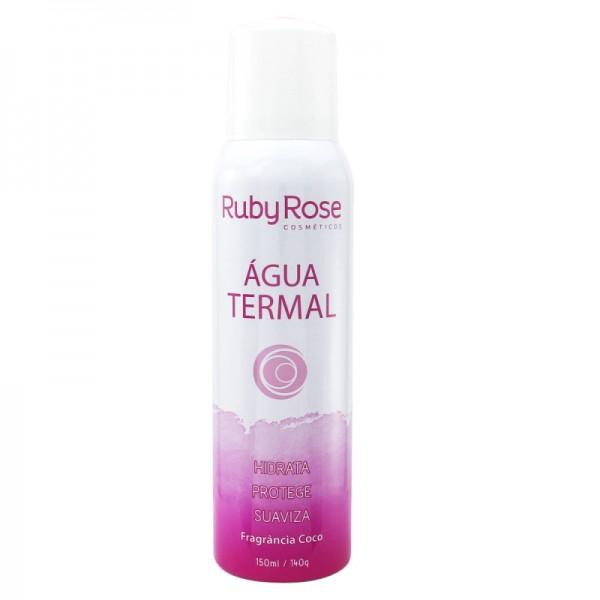Ruby Rose Água Termal Fragância Coco