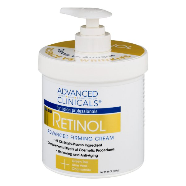Advanced Clinicals Retinol Firming Cream