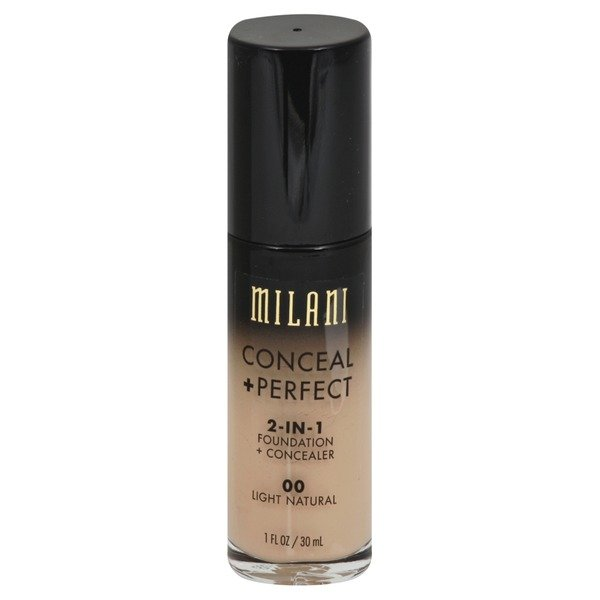 Milani Base Conceal + Perfect 00