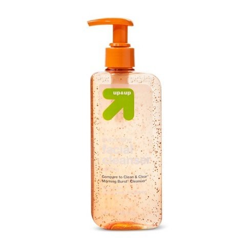 Up&Up Gel de limpeza Facial Cleanser Morning