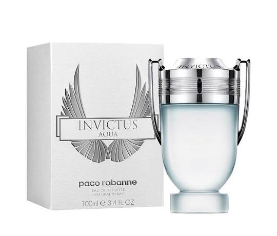 Perfume Invictus Paco Rabanne 100 ml