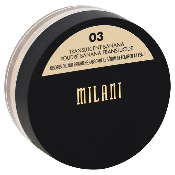 Milani Pó Translúcido Banana 03