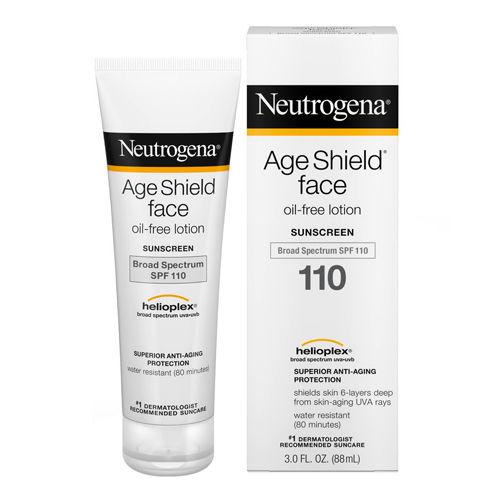 Neutrogena Protetor Solar Facial  Age Shield SPF 110