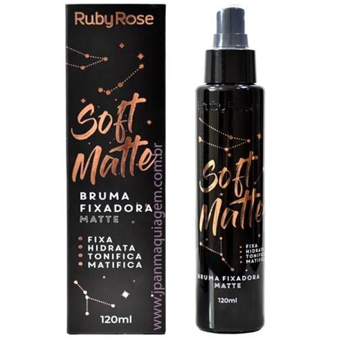 Ruby Rose Bruma Fixadora Soft Matte