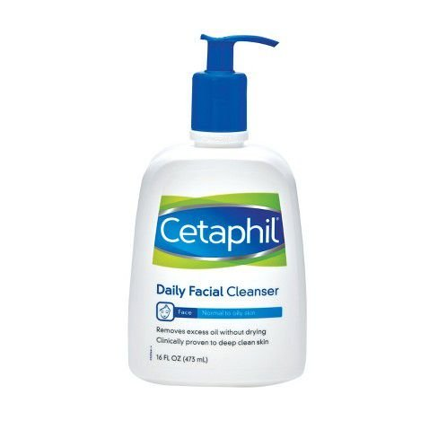 Cetaphil Daily Facial Cleanser Gel de Limpeza Facial