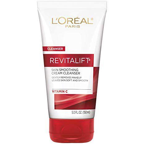 Loreal Paris Revitalift Cleanser Gel de limpeza facial com vitamina C 150 ml