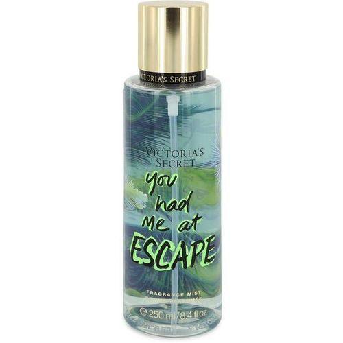 Victorias Secret Body Splash You Had Me At Escape