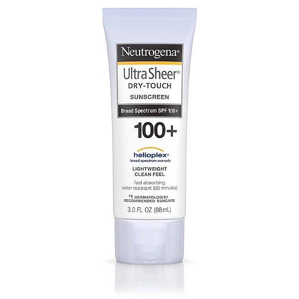Neutrogena Protetor Solar Ultra Sheer Dry Touch SPF 100