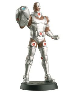 Miniatura DC - Cyborg