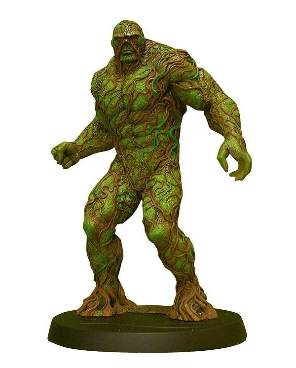 Miniatura DC Especial - Monstro do Pântano