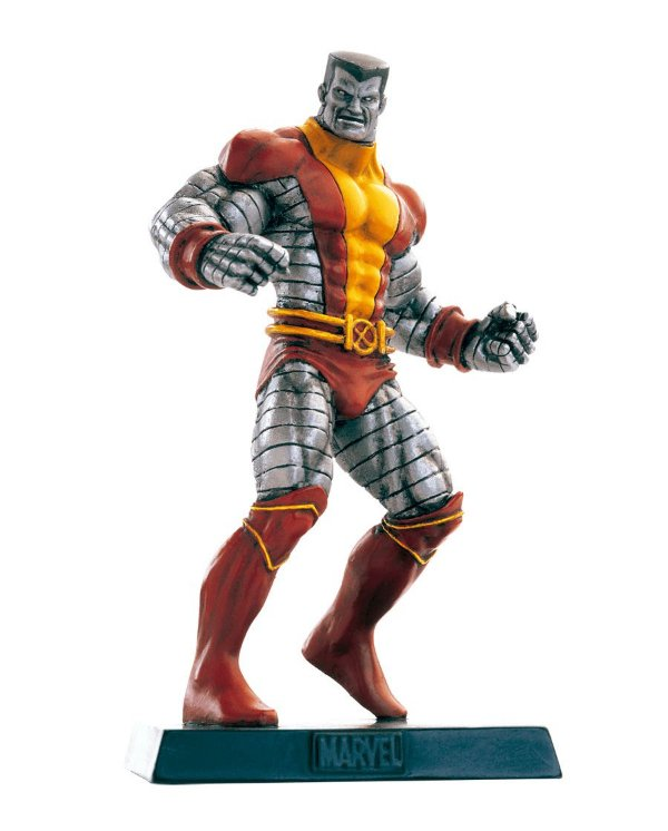 Miniatura Marvel Especial - Colossus