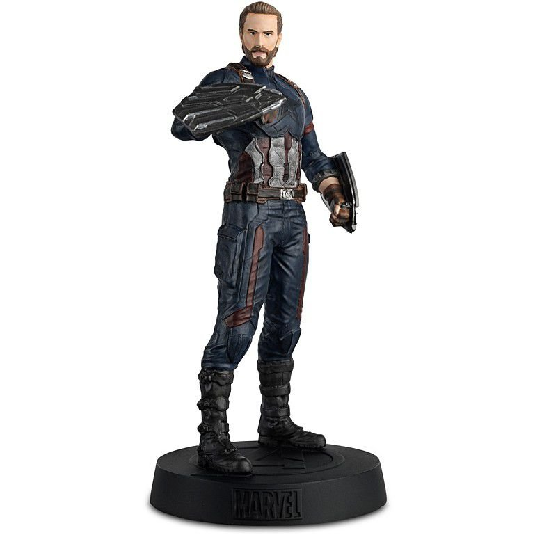 Action Figure - UCM Fase 2 - Capitão America - Fase 2