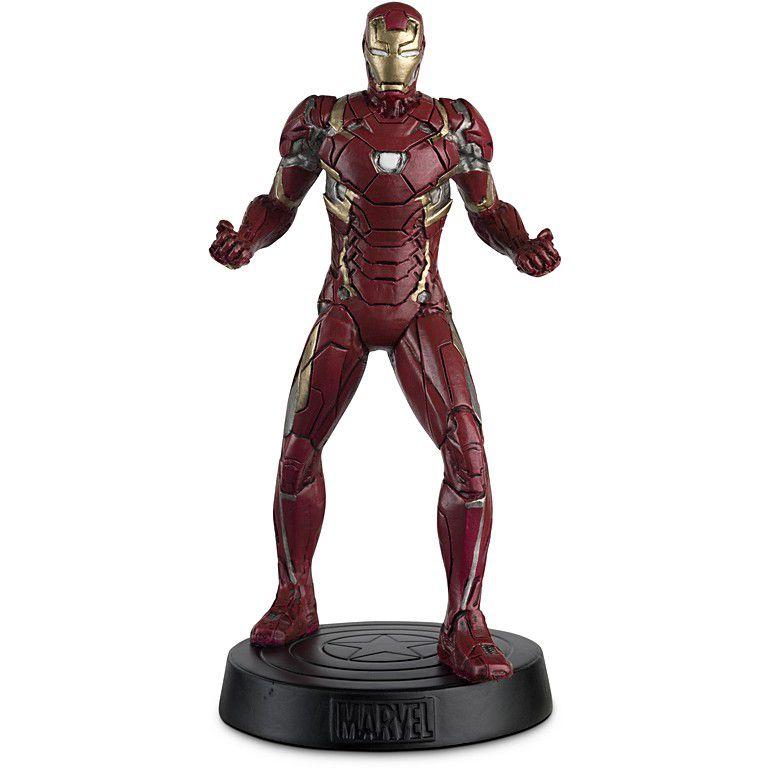 Action Figure - UCM Fase 2 - Homem de Ferro (Mark 46)