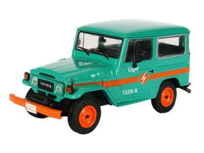 Toyota Bandeirantes Light - RJ