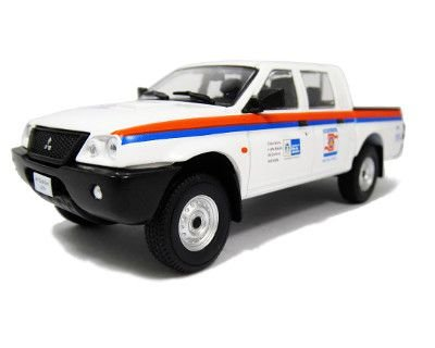 Mitsubishi L200 Defesa Civil - RJ