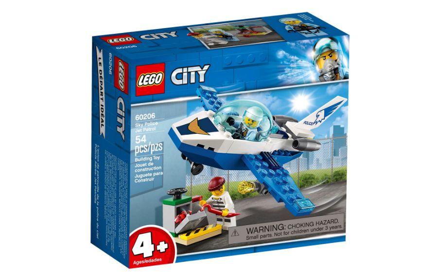 LEGO City - Patrulha Aérea