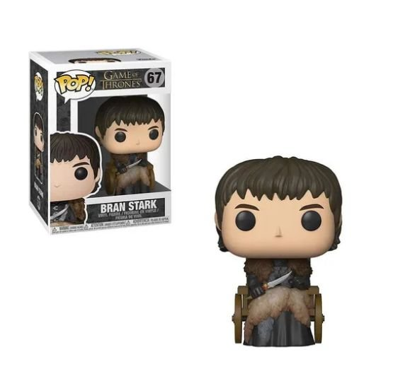 Funko Pop - Game Of Thrones - Bran Stark 67