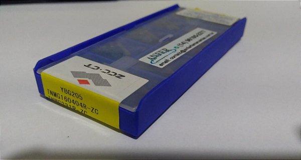 Caixa de inserto TNMG 160404R-ZC YBG205