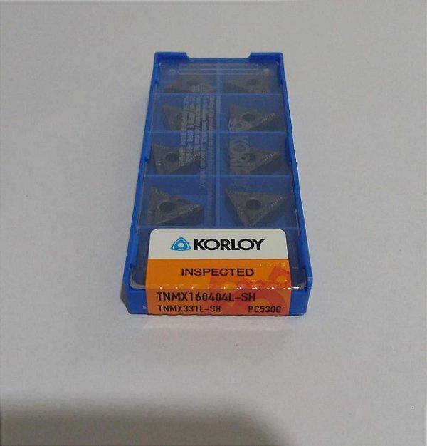 Caixa de Inserto TNMX 160404L-SH PC5300