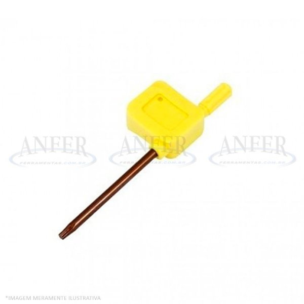 Chave Torx T07 Bandeira